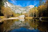 А вот собственно и само Mirror Lake