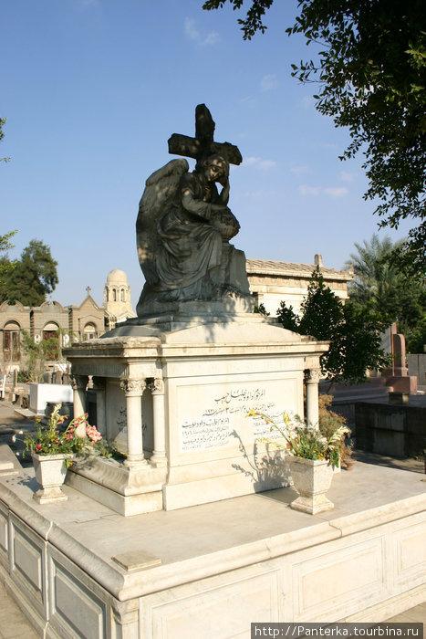 Коптское кладбище