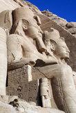 Фараоны — вид сбоку