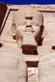 Лицо Рамзеса II
