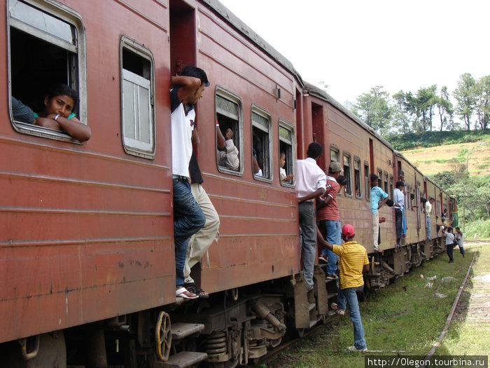 Атракцион Шри-Ланки