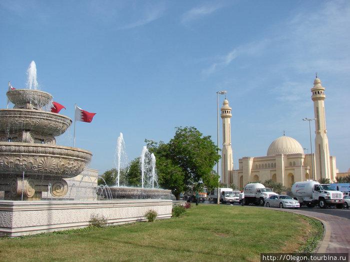 Гранд мечеть Бахрейна