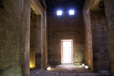 Боковой придел в храме Гора