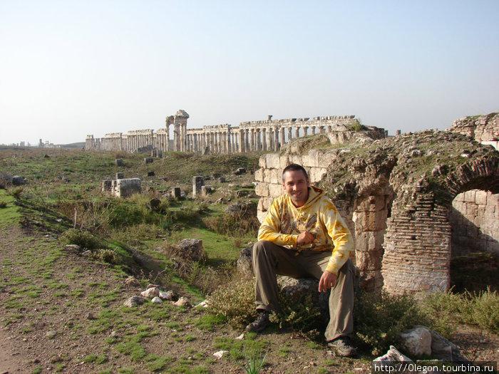 Релакс на руинах