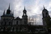 церковь Баженова