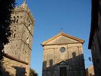 Церковь маленького града