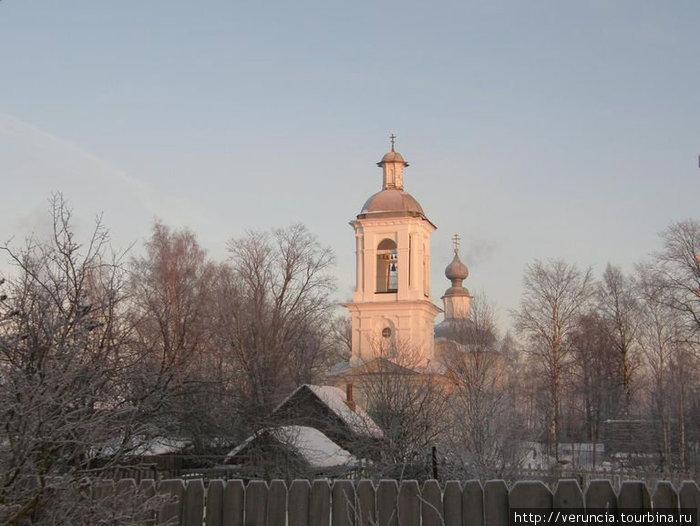Церковь Богоявления.