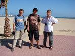 Кругосветчики в Танжере на берегу Гибралтарского пролива