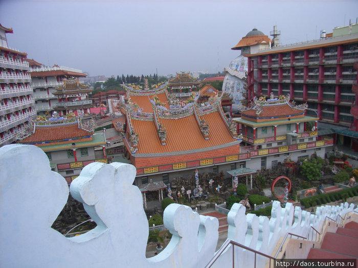 Даосский комплекс в Мадоу (уезд Тайнань)