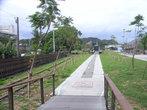 Философский путь вдоль старой железной дороги