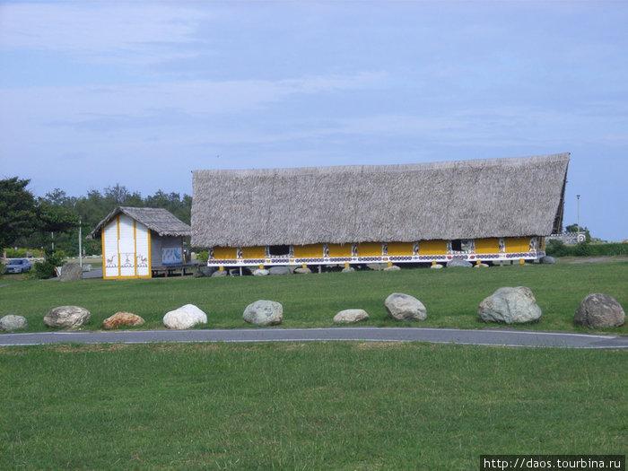 Аборигенский дом для представлений