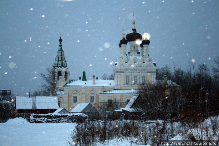Троицкая церковь — усыпальница Штиглицов