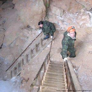 Вот так выглядит всего лишь вход в пещеру.