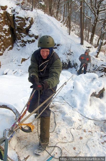 Тяжела и неказиста жизнь простого альпиниста