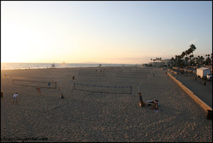 Поля для пляжного воллейбола