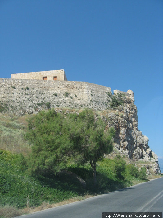 крепость Фортеццо