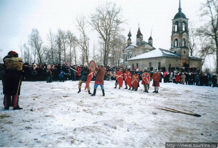 17 февраля 2008 года в День именин св. благоверного князя владимиро-суздальского Юрия Всеволодовича возле села Семёновского прошёл историко-фольклорный праздник, посвящённый героям Ситской битвы.