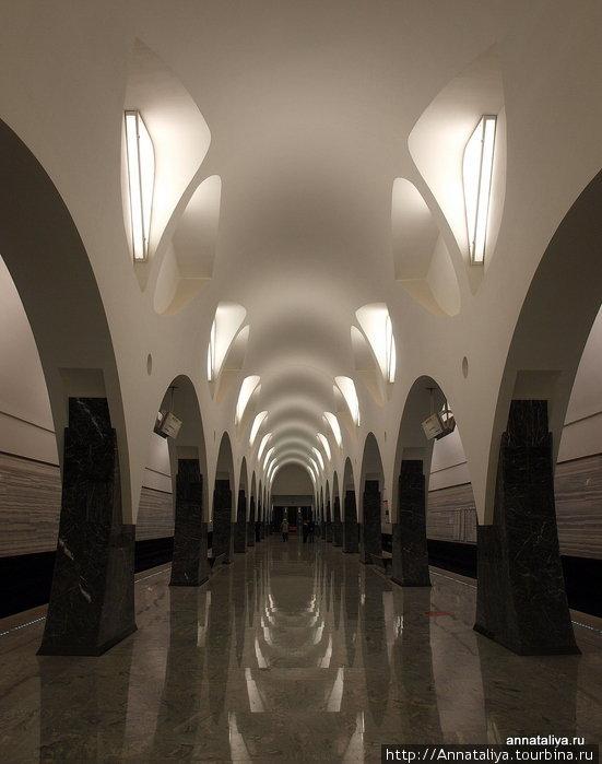 Станция Волоколамская