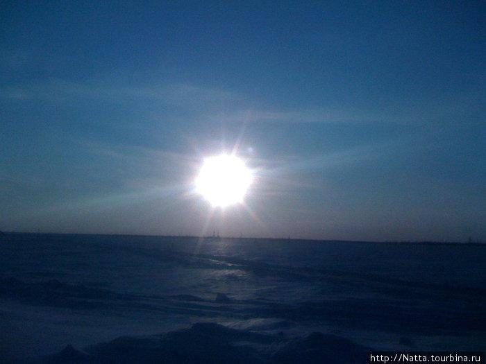 Северное солнце