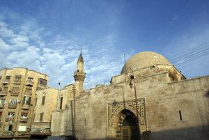 Старая мечеть в Старом городе