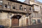 Ресторан в отреставрированном старом доме