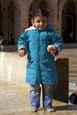 Девочка в мечети Омейядов