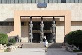 Вход в Национальный музей в Алеппо