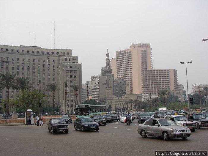 В Каире это называется- свободная дорога