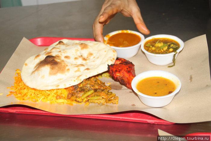Индийскя кухня