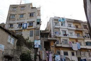 Политическая агитация на стенах домов