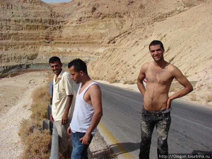 Наши новые друзья в соли от Мёртвого моря