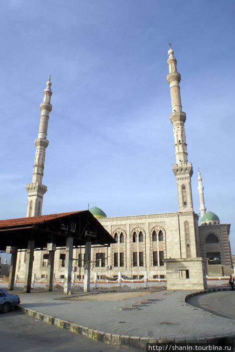 Мечеть у автовокзала