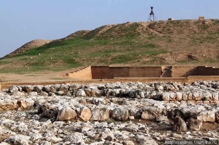 Руины Эблы