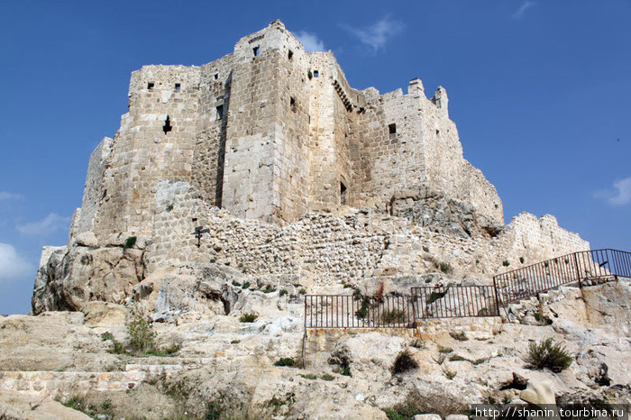 Замок исмаилитов — Масиаф