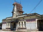 железнодорожная станция на пенсии