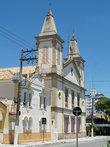 церковь NOSSA SENHORA DO ROSÁRIO (начало 18-го в.)