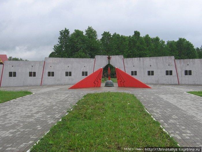 Мемориальный комплекс в Снегирях