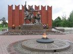 В Снегирях здесь находится величественный мемориальный комплекс и музей.