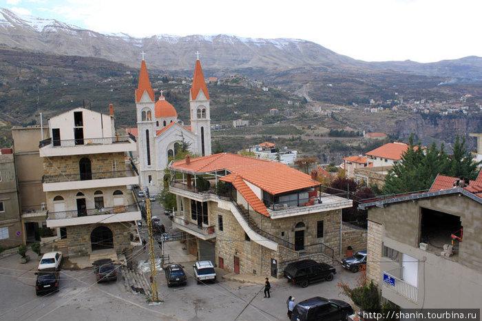 Церковь Святого Саба