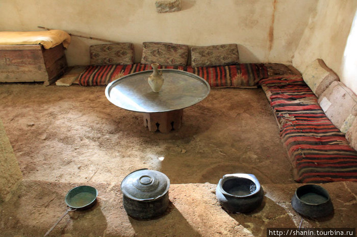 В доме Халиля Джибрана