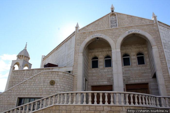Мечеть в ЭрзСале