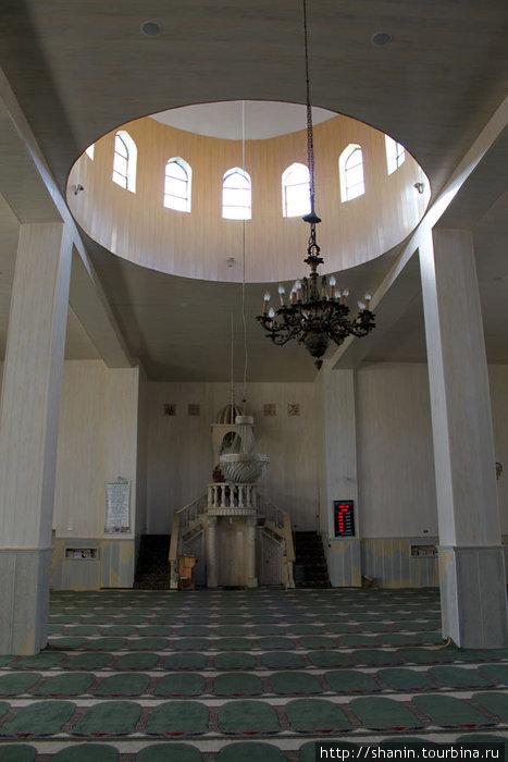 Михраб в мечети