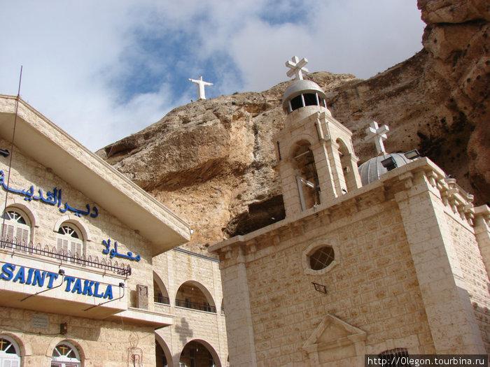 Монастырь святой Фёклы