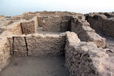 Руины храма Саар