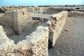 Храм Саар посреди пустыни