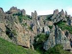Необычные скалы Гориса