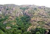 Пещерный город в Горисе