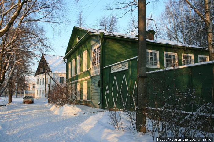 Дом Достоевского.