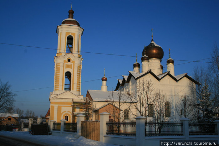 Старообрядческая церковь.