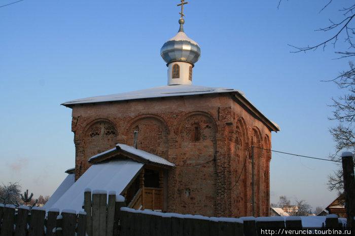 Церковь св. Мины.
